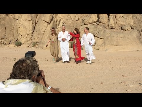 PRIVE I Corendon reis Egypte (Yuri van Gelder, Liesbeth List, Robert Schoemacher)