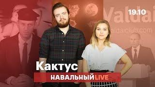 🌵 Ответ Золотову, Путин на «Валдае», проблемы со сном