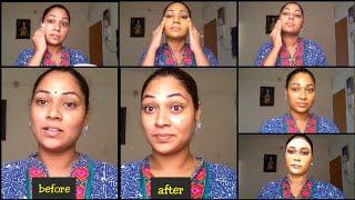 DIY-GOLDEN FACIAL AT HOME Instant skin brightening,lightenig facial 100%Result Mana inty tips