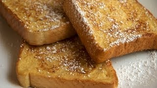 Easy French Toast Recipe (french Cuisine)