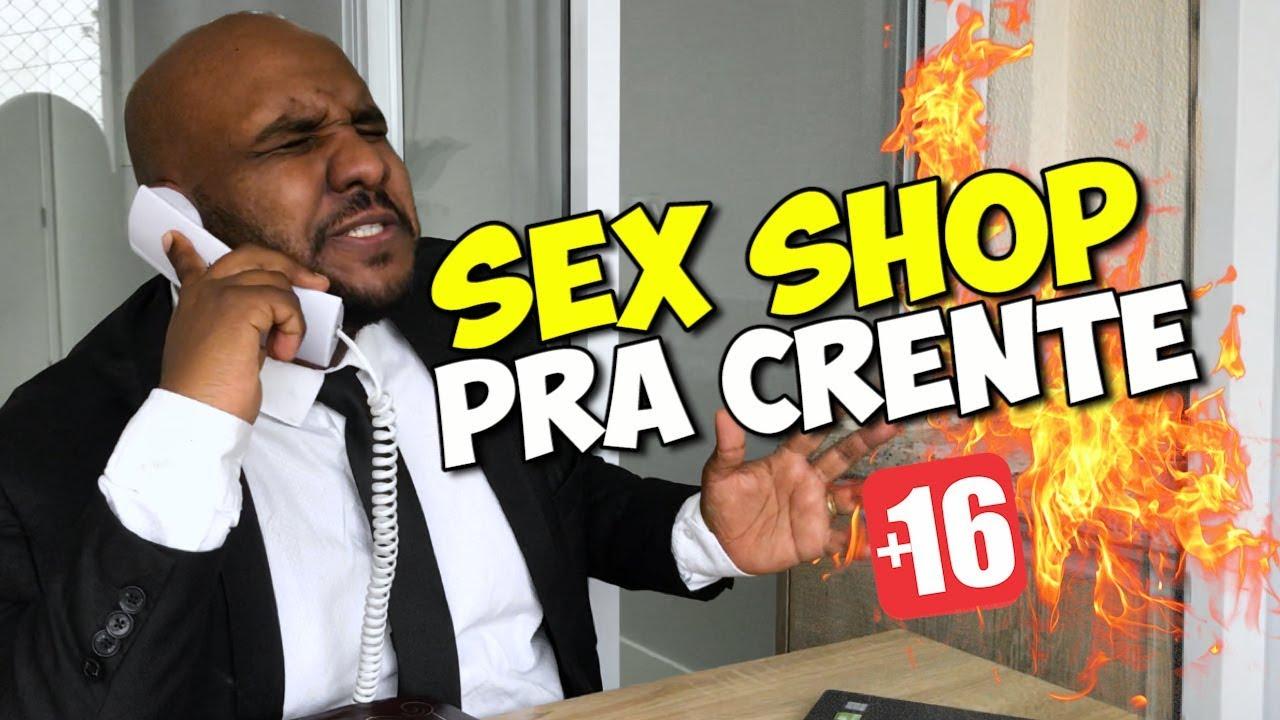 SEX SHOP PRA CRENTE? - Pr. Jacinto Manto | Tô Solto