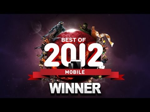 IGN's Best Mobile Game Of 2012