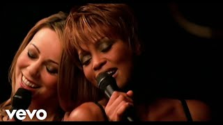 Скачать Whitney Houston Ft Mariah Carey When You Believe From The Prince Of Egypt Official Video