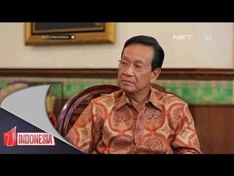 Satu Indonesia - Sri Sultan Hamengkubuwono X