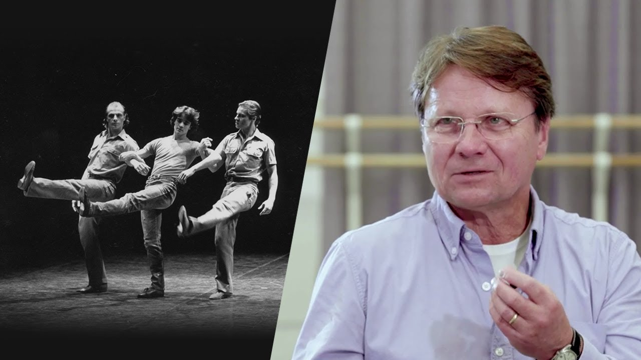 ENB 70: Matz Skoog on his time as a dancer and Artistic Director of English National Ballet
