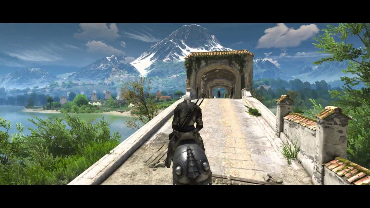 Lighting Deluxe the witcher 3 blood and wine lighting deluxe 2 0 water test in
