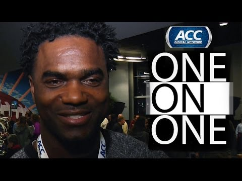 Miami Legend Edgerrin James | ACC One-on-One