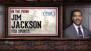 FOX Sports' Jim Jackson Talks Zion, NCAA Tournament with Dan Patrick | Full Interview | 3/29/19