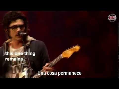 Jesus Culture Live  - One Thing Remains (subtitulado español)