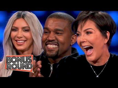 Kardashians VS West Family Feud Episode BEST BITS | Bonus Round