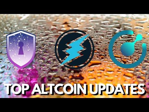 TOP ALTCOIN UPDATES | Electroneum, Komodo, Safe Haven | bitcoin news