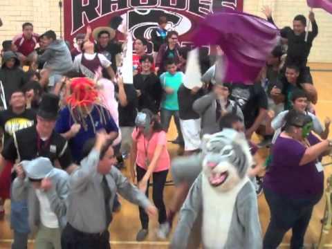 Rhodes Harlem Shake