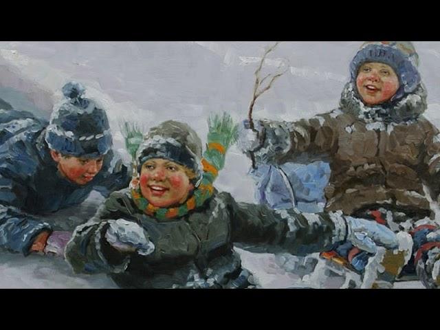 Изображение предпросмотра прочтения – «3 б класс ГБОУ школы № 409 Пушкинского района Санкт-Петербурга» читает произведение «Ветхая избушка» А.А.Блока