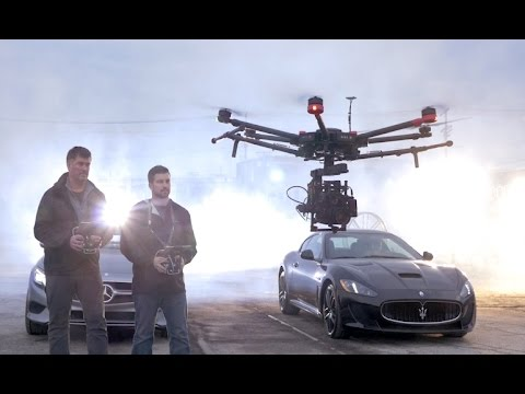 DJI – Introducing the Matrice 600