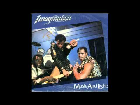 Imagination - Music and Lights (scratchandsniff re-rub)