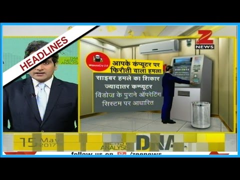 DNA: Digital cyber attacks - Is India prepared?