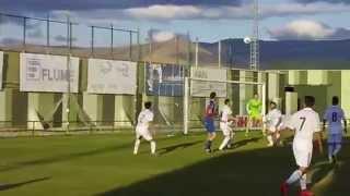 Partido Pretemporada G. Segoviana 2 - Real Madrid C 1 2/8/2014  (2)