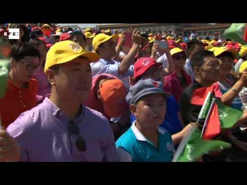 Nazarbayev cierre varios acuerdos durante su visita a China