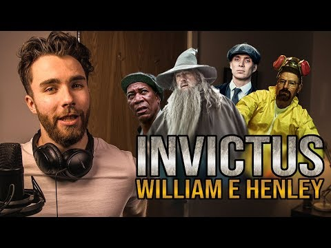 Invictus (Impressions Poem) | Morgan Freeman, Tommy Shelby...