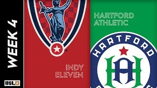 Indy Eleven vs. Hartford Athletic: March 30th, 2019