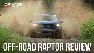 2019 Ford F-150 Raptor Off-Road Review