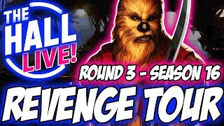 Revenge of the Hall | Star Wars: Galaxy of Heroes