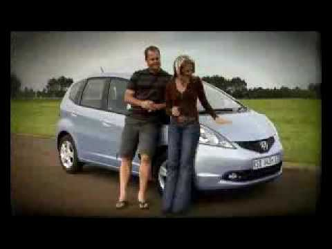 Ignition Honda Jazz Test Drive