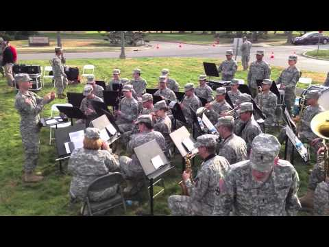 The 63rd RSC - The Stars and Stripes Forever