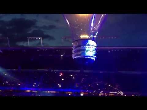 """""""Save me"""" Muse stade de Suisse 2013, beaux moments d'émotions"""