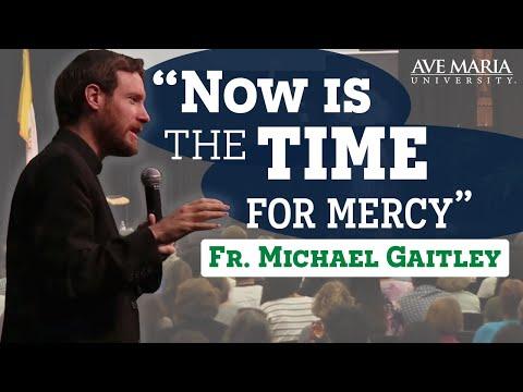 Fr. Michael Gaitley at Ave Maria University