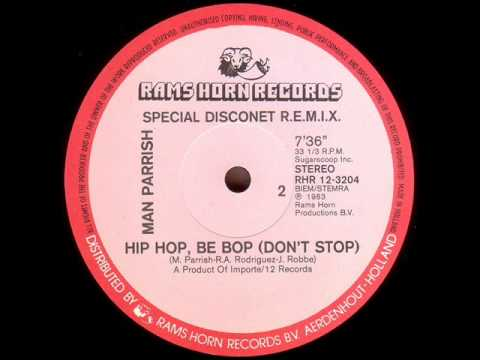 Man Parrish - Hip Hop, Be Bop 1982 (Special Disconet R.E.M.I.X.)