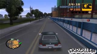 [GTA III] Loquendo - Claude speed se suicida por la muerte de su primo