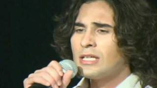 Roberto Bahena - To love you more (live at B&W Concert)