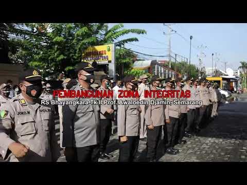 Pembangunan Zona Integritas RS Bhayangkara Tk II  Prof. Awaloedin Djamin, Semarang