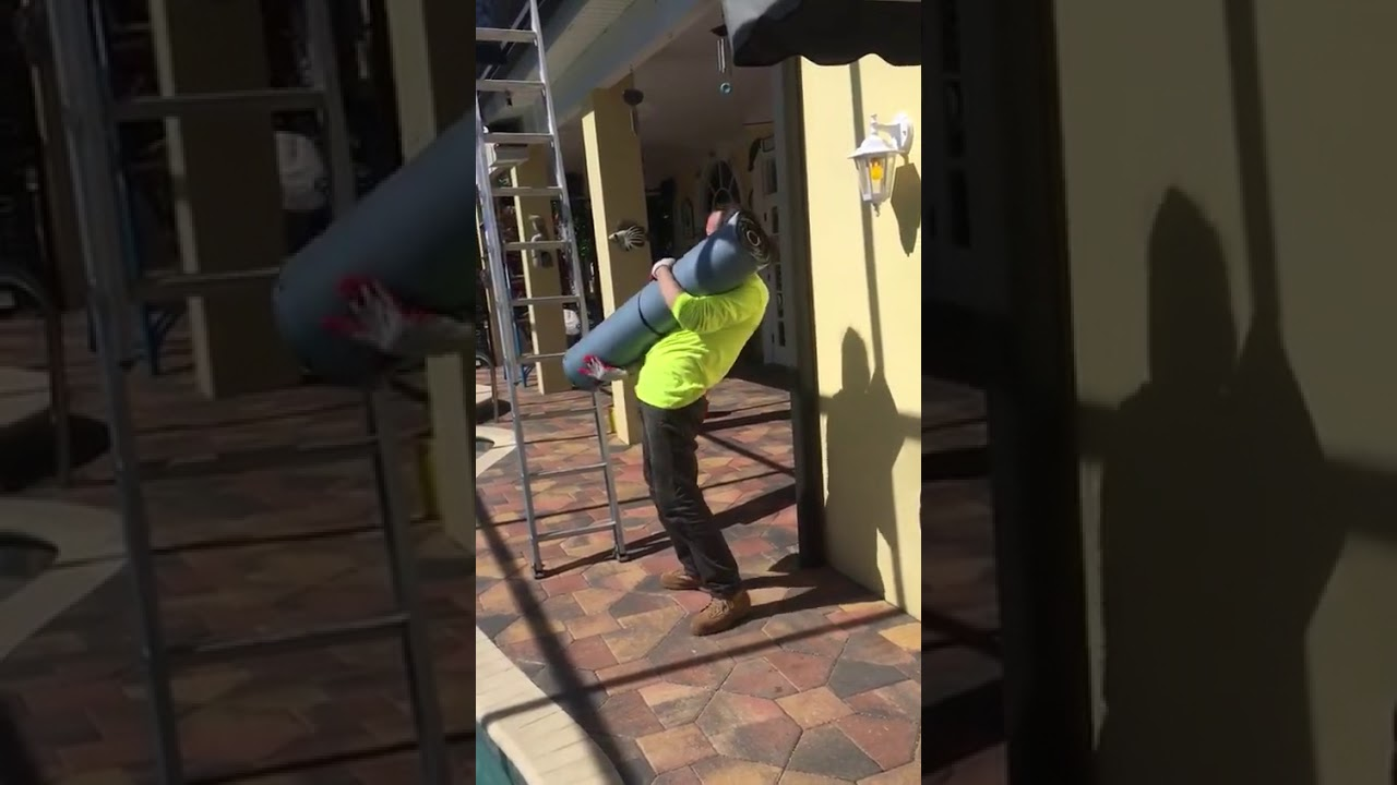 1bbf8e60 Mexican Man Vs White Man At Roofing Work... - YouTube