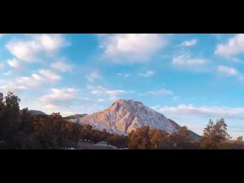 Crystal Peak in Utah's West Desert