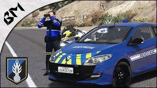 GTA 5 - LSPDFR - Spécial ERI - Gendarmerie Autoroute - Patrouille 20