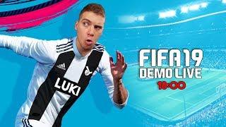 FIFA 19 DEMO - Kipróbálás!