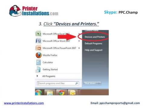 how to i change my printer from offline to online