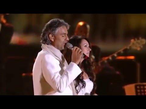 Sarah Brightman & Andrea Bocelli - Por ti volaré