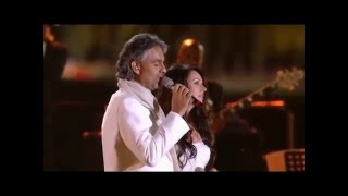 Video Sarah Brightman & Andrea Bocelli - Por ti volaré download MP3, 3GP, MP4, WEBM, AVI, FLV September 2018