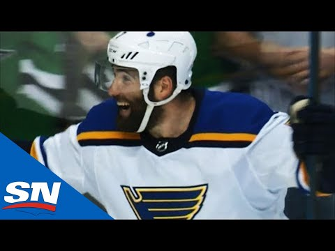 Patrick Maroon Scores Late Game-Winner Against Ben Bishop For Blues
