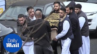 Funeral prayers held for Mohammed Yassar Yaqub - Daily Mail