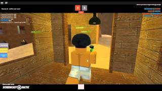 Roblox Mad paintball w/Littlekittybmtv