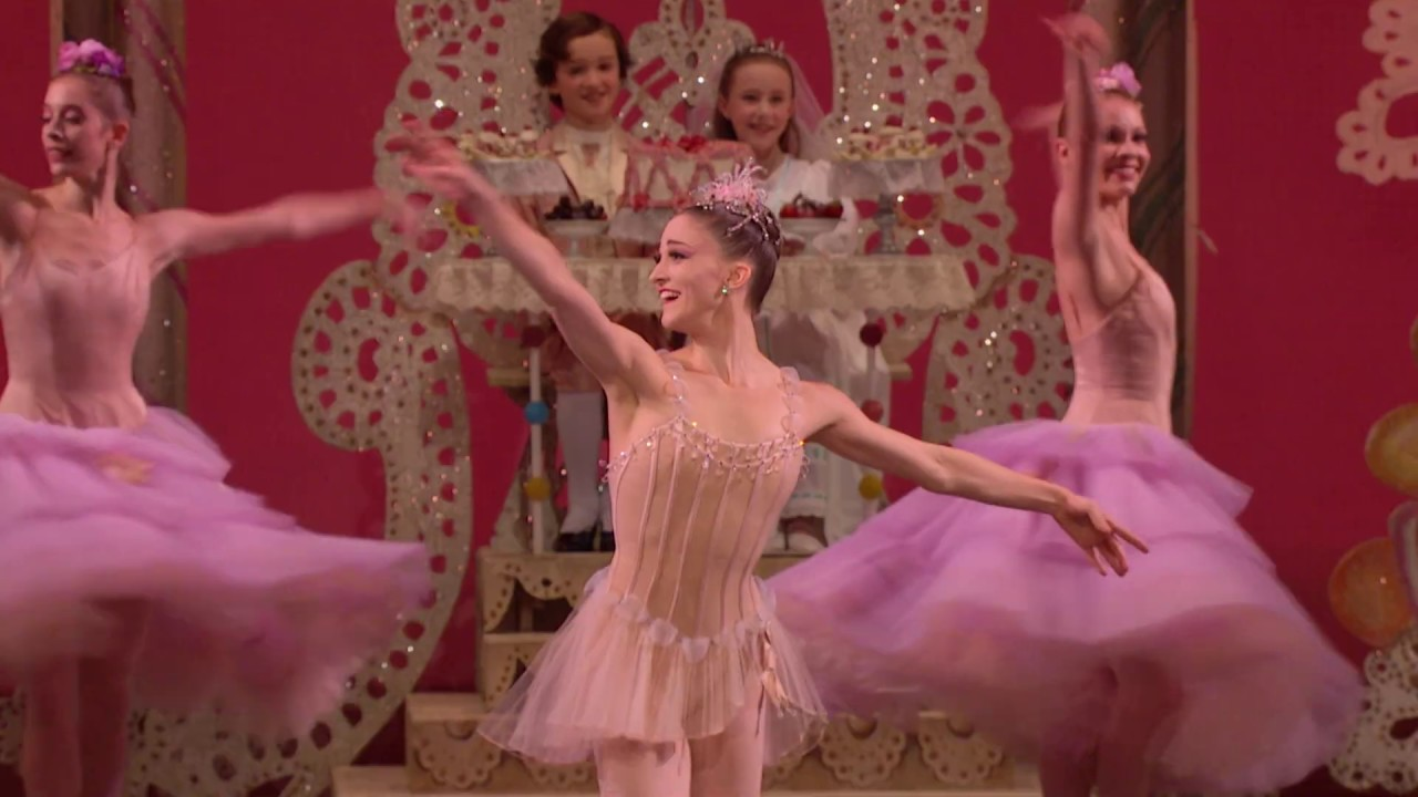 Download George Balanchine´s The Nutcracker - Waltz of the Flowers
