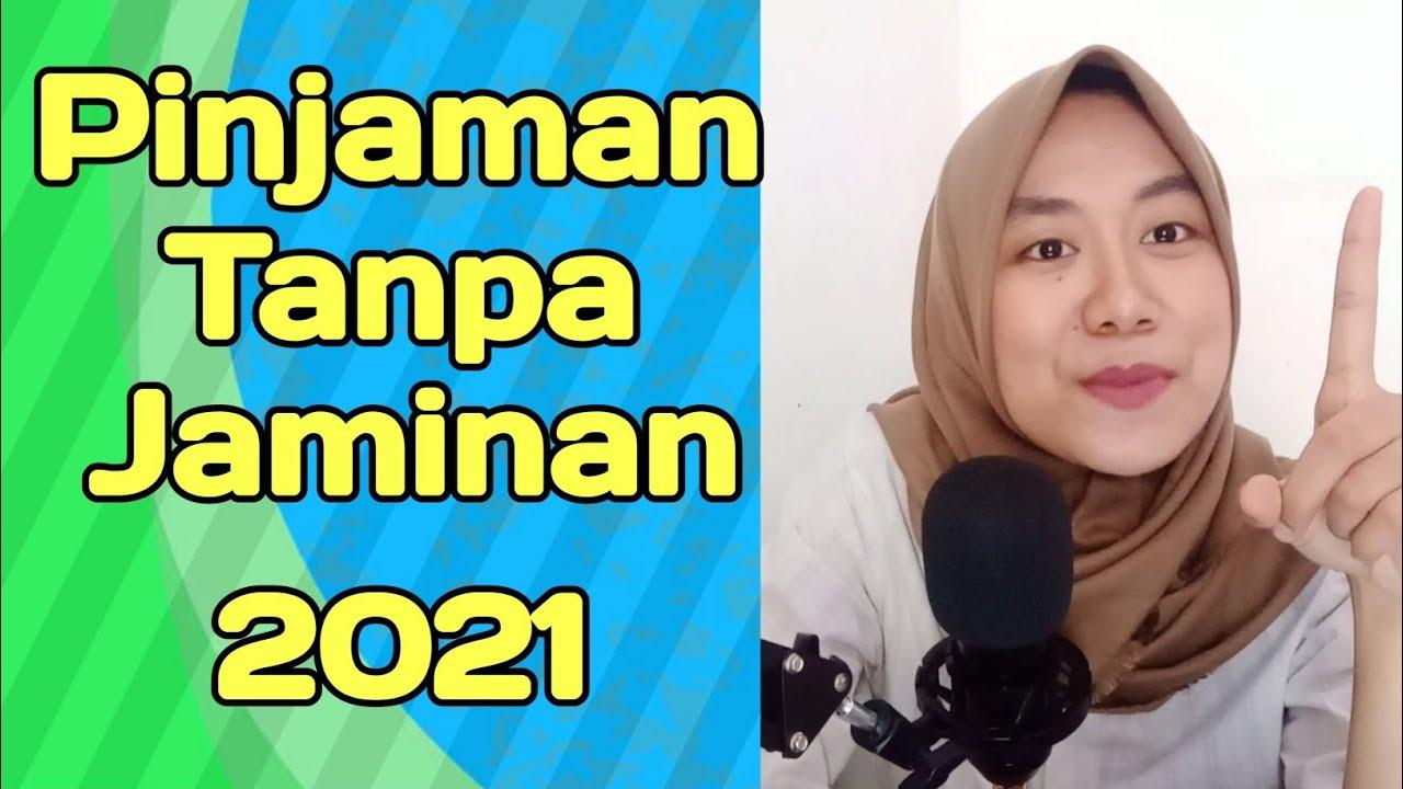 PINJAMAN TANPA JAMINAN BANK BRI TERBARU 2021 - YouTube