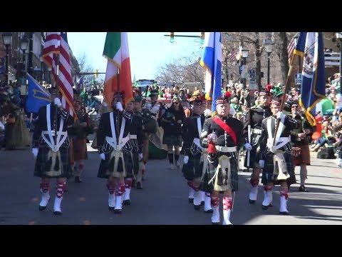 2018 Alexandria Annual St. Patrick's Day Parade Alexandria, Va