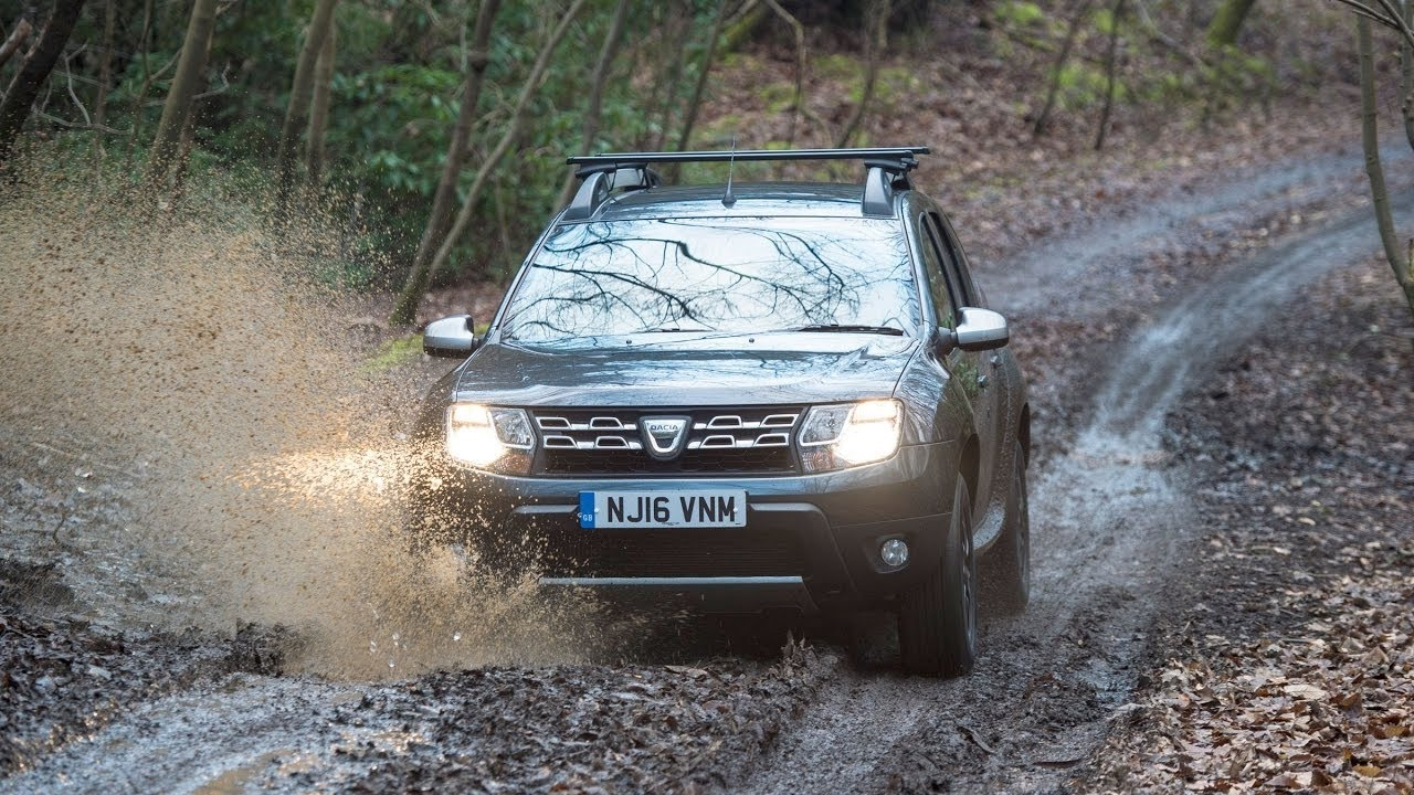 Why the Dacia Duster is the perfect all-season car (sponsored) - Dauer: 3 Minuten, 56 Sekunden