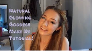 Natural Glowing Goddess Make Up Tutorial Thumbnail