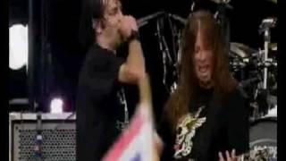 Lamb Of God - Black Label @ Download Festival 2007 (10/6/07)
